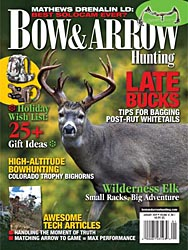 Article From Bow & Arrow Hunting