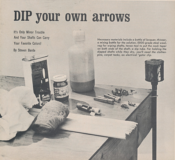 Dip_Your_Own_Arrows