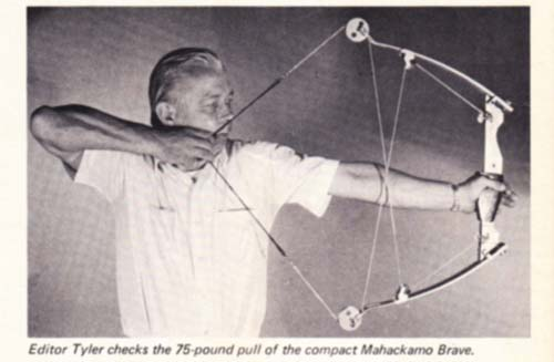 """THE COMPOUND BOWS are here to stay. When they first came out several years ago they were regarded as """"just another gimmick"""" by many hunting archers."""